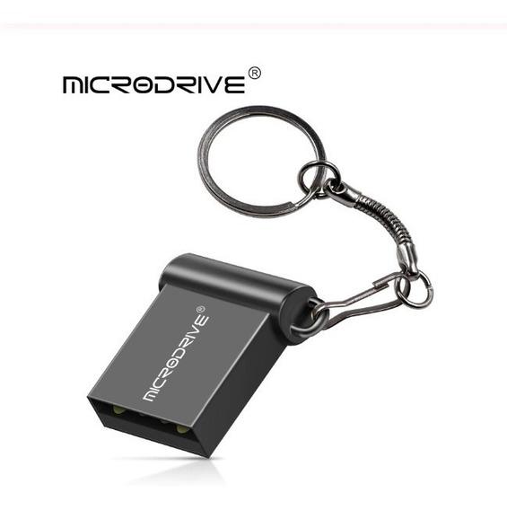Pen Drive Mini Microdrive 64gb Nano