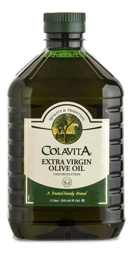 Imagem 1 de 1 de Azeite De Oliva Extra Virgem Colavita Pet 3 Litro