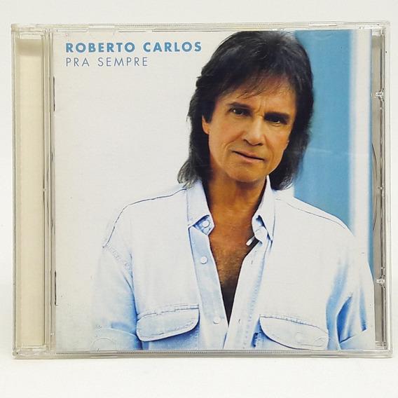 Cd Roberto Carlos Pra Sempre