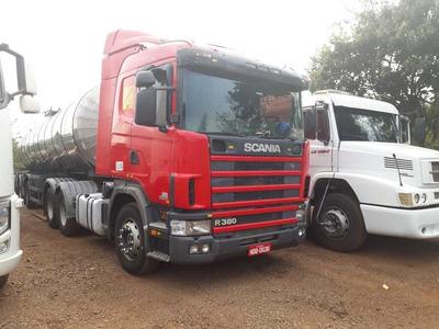 Scania R 380 2006 6x2