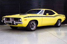 1974 Plymouth Barracuda, N É Dodge Charger, Challenger.