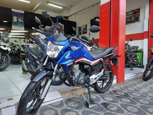 Honda Cgtitan 160 Azul 2021
