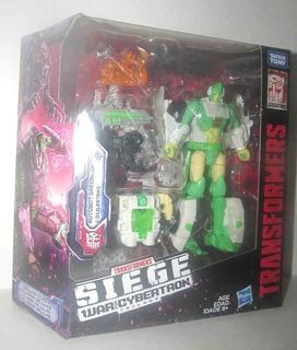 Transformers Greenlight Siege Deluxe Fotos Reales Exclusivo