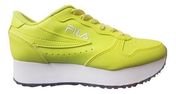 Zapatillas Fila Euro Jogger Dama - Exclusivas