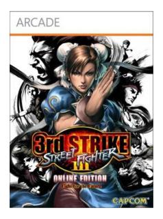 Street Fighter 3 Xbox 360 | Xbox 360 Digital