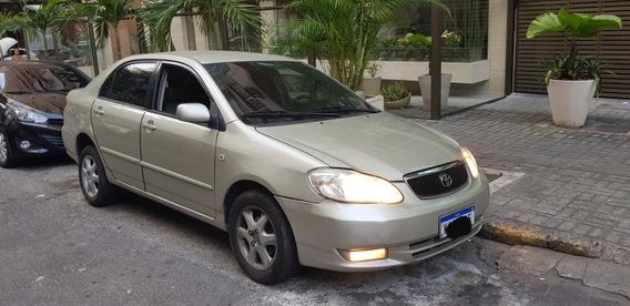 Toyota Corolla 1.8 16v Se-g Aut. 4p 2004