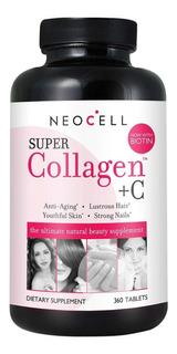 Colágeno Neocell Super Collagen +c Com Biotin
