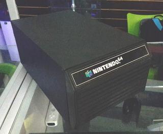 Caja Oficial Para Juegos De Nintendo 64 12 Cartuchos N64
