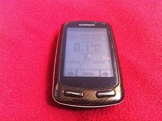 Gps Garmin Edge 800 En Carbono