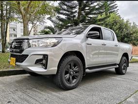 Toyota Hilux Diésel 4x4 Mecanica