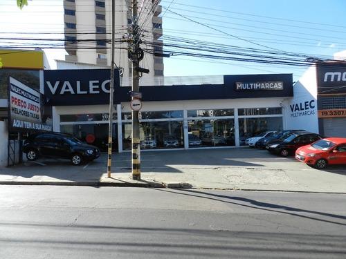 Imagem 1 de 26 de Predio Comercial  Para Locação Em Campinas - 900m² - 90 Vagas - R$ 20.000,00 - Exclusividade - Pr00014 - 69583973