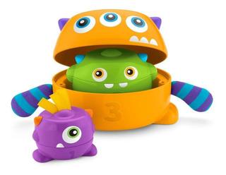 Fisher-price Infantil Monstruos Apilables