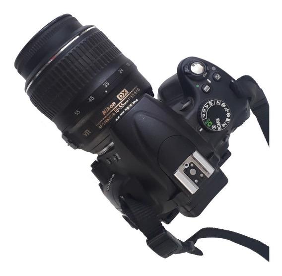 Camera Nykon D-5000