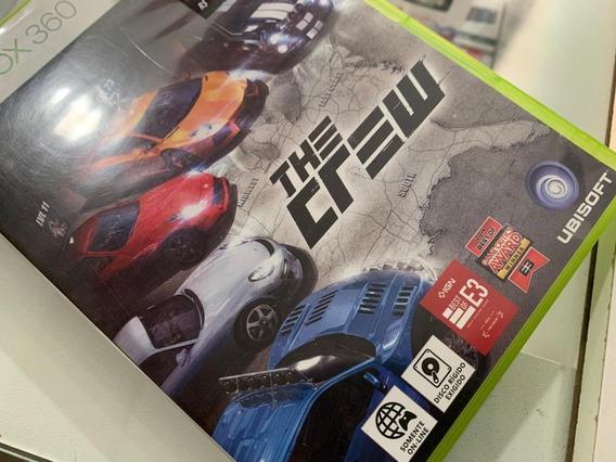 The Crew Xbox 360 Original Midia Fisica (hd E Online)