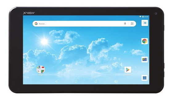 Tablet 7 Pulg 16 Gb 1 Ram X-view Neon Quad Con Cargador