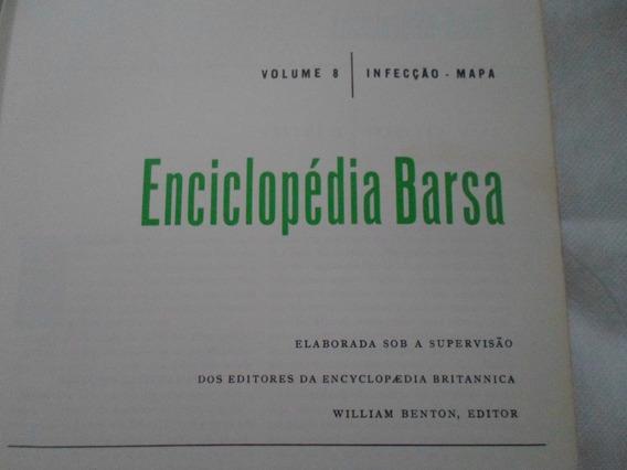 15 Livro Antigo Ilustrado Barsa História 1964-1974 Usado