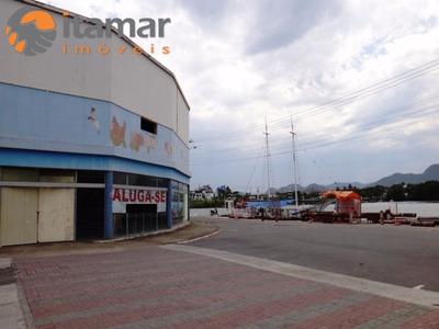 Loja E Sobre-loja De 1600m² No Centro De Guarapari - Pt00042 - 4972041