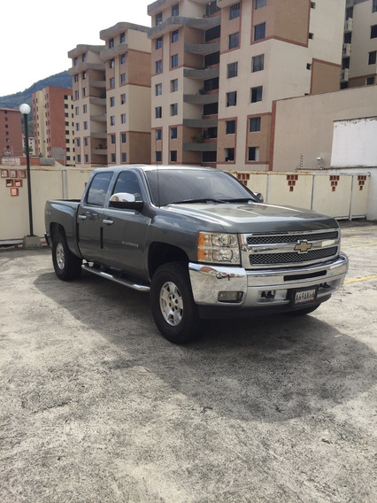 Silverado 2011 4x4 Doble Cabina, Perfecto Estado