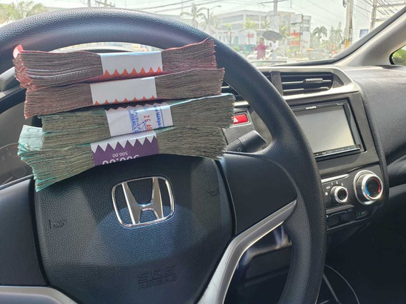 Honda Fit La Mas Full Nueva