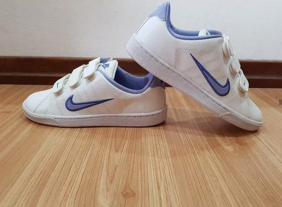 Obsesión misericordia ambición  Zapatillas Nike Court Tradition Blancas Mujer - Ropa y Accesorios en  Mercado Libre Argentina