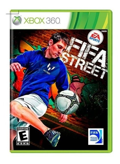 Fifa Street Xbox 360 Original Midia Fisica