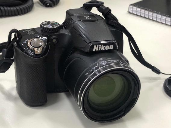 Câmera Nikon P510 Coolpix Semiprofissional