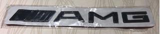 Amg Emblema Mercedes-benz Accesorio