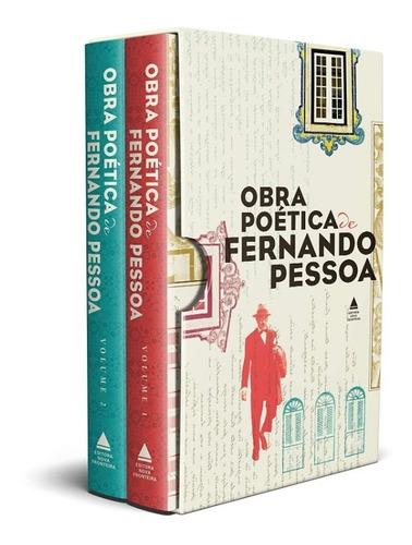 Obra Poética De Fernando Pessoa - 2 Volumes
