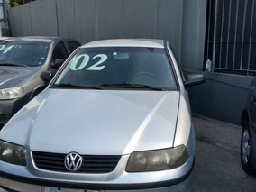 Volkswagen Gol 1.0 16v Highway 4p 2002