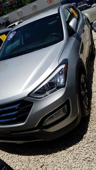 Hyundai Santa Fe 2014 4x4 Sport Clean