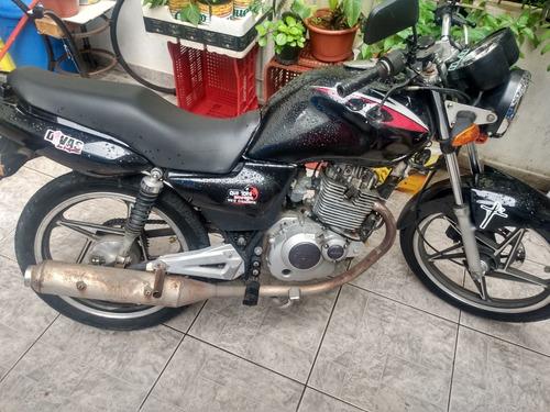 Suzuki Yes En 125