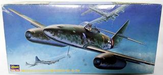 Messerschmitt Me262a 1-a/a-2a- Escala 1/72 Hasegawa 51351