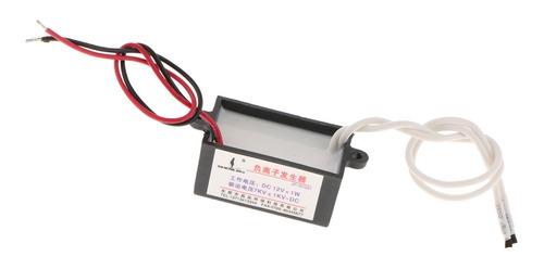 Purificador De Coche Ionizador Generador Salida Poder 12v