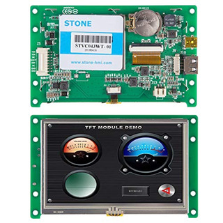 Stone 4.3 Inch Hmi Intelligent Lcd Touch