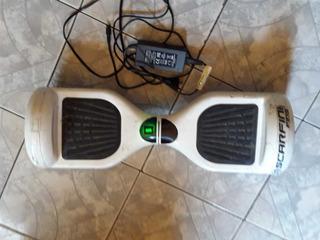 Scooter Electrico De 2 Ruedas Con Bluetuch