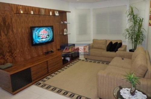 Sobrado Residencial À Venda, Vila Milton, Guarulhos - So0927. - Ai4829