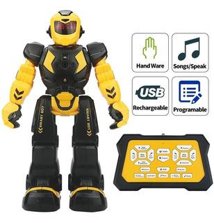 Robot Inteligente De Control Remoto