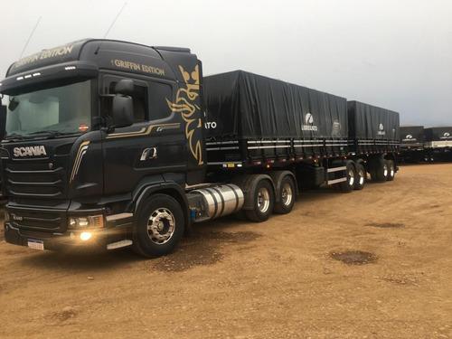 Scania R 440 R 6x4