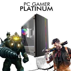 Pc Gamer Platinum Intel Core I5-8400 Gtx 1660ti 6gb 1tb, 8gb