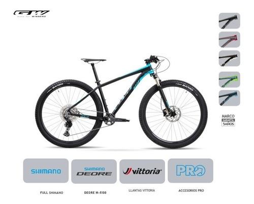 Bicicletas Gw Hawk Rin 29 Grupo Shimano Deore 1 X 11
