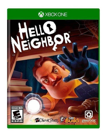 Jogo Xbox One Hello Neighbor - Novo