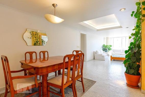 Apartamento No 3º Andar Mobiliado Com 2 Dormitórios E 1 Garagem - Id: 892953903 - 253903