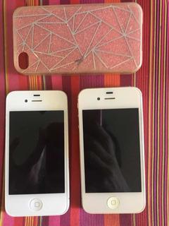 Celulares iPhone 4s Com Defeito P/ Pegar As Peças.
