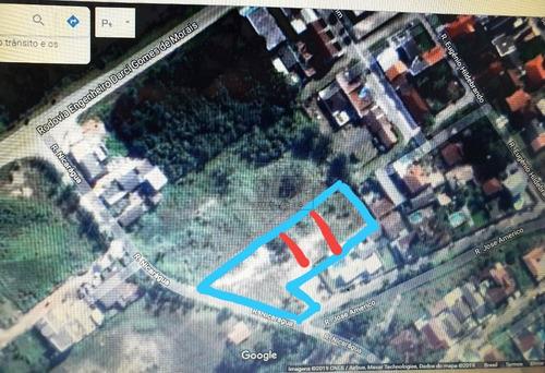 Terreno/loteamento À Venda Com 3138m² Por R$ 1.200.000,00 No Bairro Balneário Vila Nova - Pontal Do Paraná / Pr - T1706