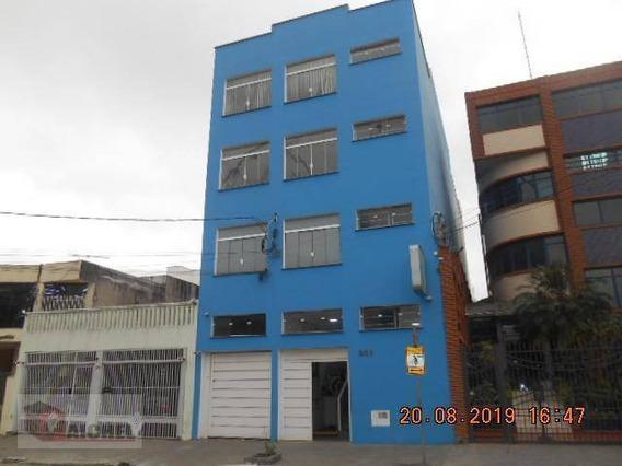 Salão Para Alugar, 200 M² Por R$ 8.000,00/mês - Tatuapé - São Paulo/sp - Sl0071