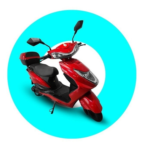 Imagen 1 de 11 de Yadea Moto Electrica Luna