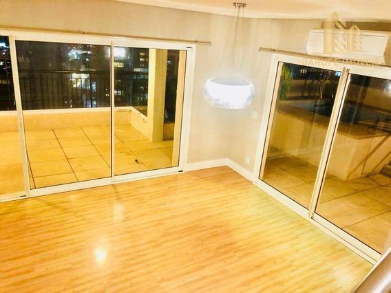 Cobertura Com 4 Dormitórios Para Alugar, 296 M² Por R$ 7.000,00/mês - Jardim Aquarius - São José Dos Campos/sp - Co0010
