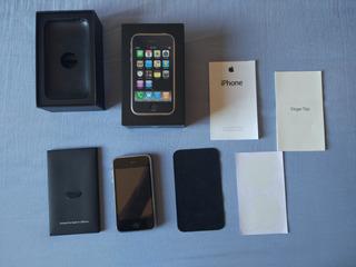 iPhone 3g 8gb Colecionador Na Caixa Usado