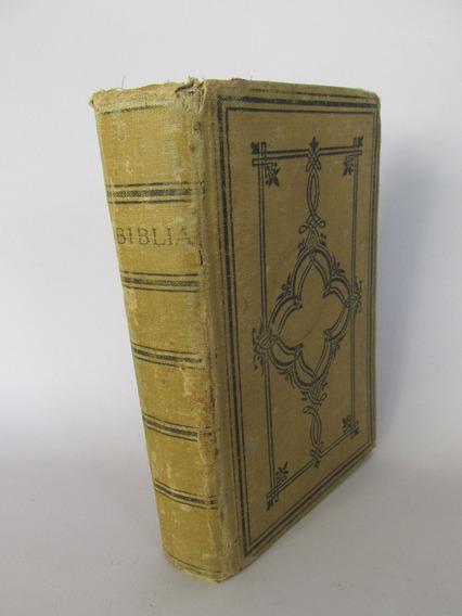 Biblia Antiga Rara Joao Ferreira D Almeida - Ano 1925