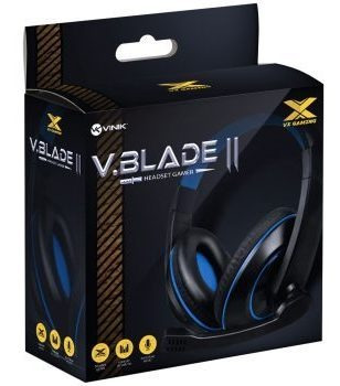 Headset Gamer Usb Vx Gaming V Blade Ii Az